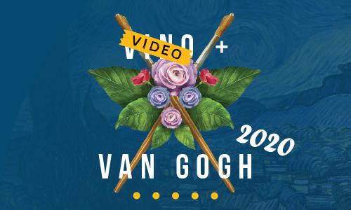 Vino + Van Gogh 2020
