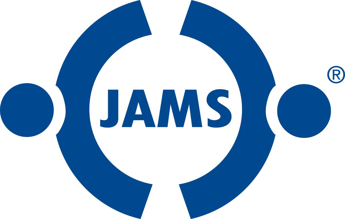 JAMS Logo PMS 280 vector