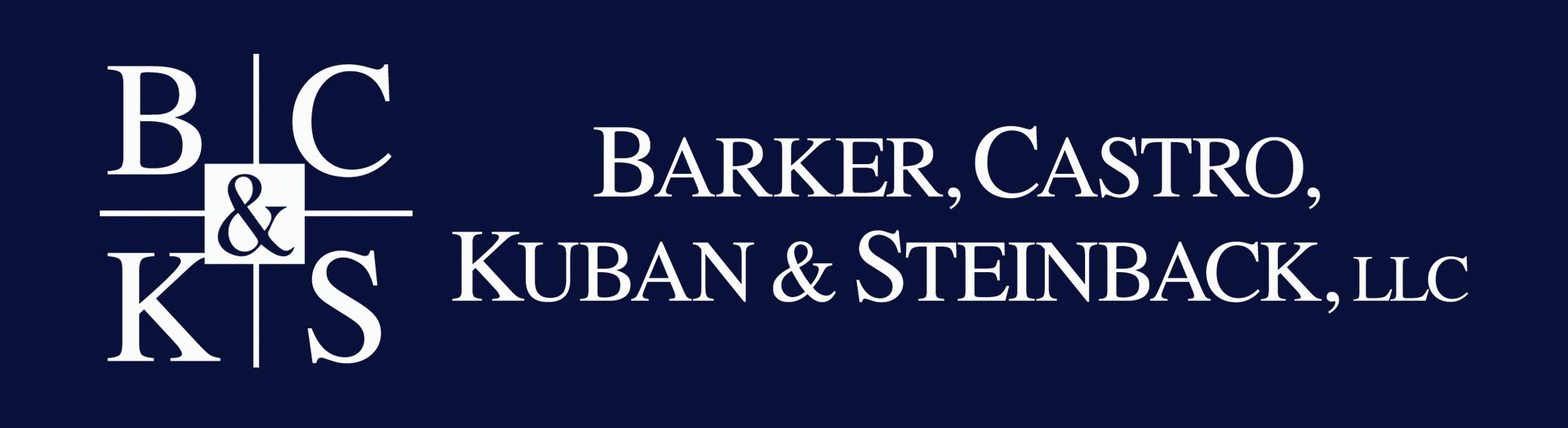 Barker Castro Kuban Steinback